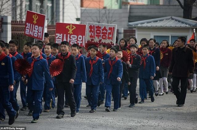 Ông Kim Jong-un cùng hàng triệu người Triều Tiên nô nức đi bầu cử - 12