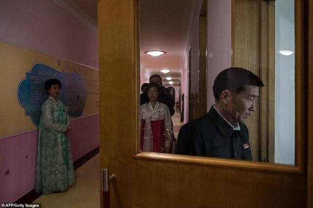 Ông Kim Jong-un cùng hàng triệu người Triều Tiên nô nức đi bầu cử - 15