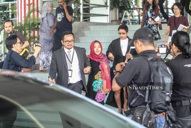 Malaysia thả tự do cho bị cáo Indonesia trong nghi án Kim Jong-nam - 1
