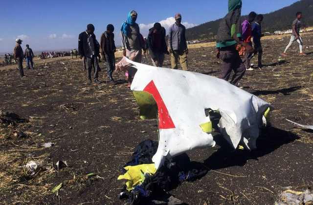 Vụ rơi máy bay Ethiopia: Phi công giàu kinh nghiệm với 8000 giờ bay - 1