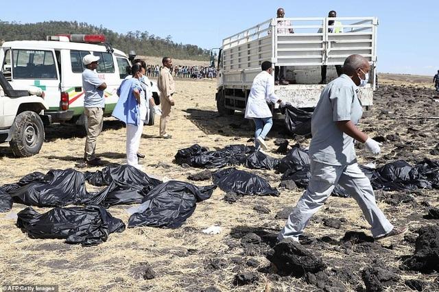 19 nhân viên Liên Hợp Quốc chết trong thảm kịch hàng không Ethiopia  - 1