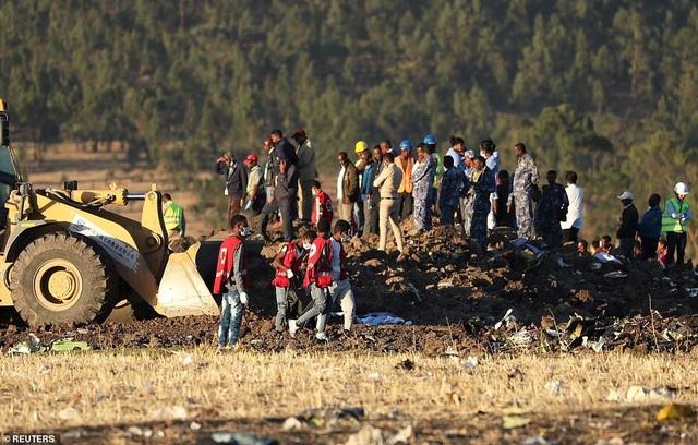 19 nhân viên Liên Hợp Quốc chết trong thảm kịch hàng không Ethiopia  - 7