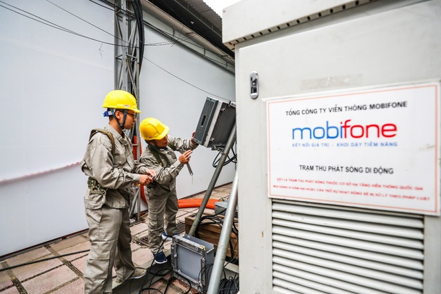 MobiFone liên tục ghi điểm chất lượng - 2