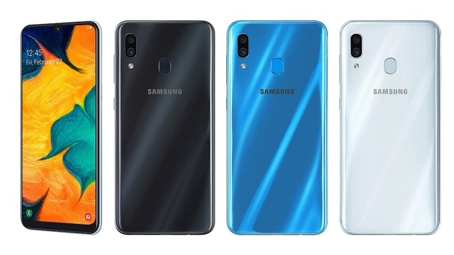 Samsung tung thế hệ dòng Galaxy A 2019 tại Việt Nam, giá từ 5,7 triệu đồng - 4