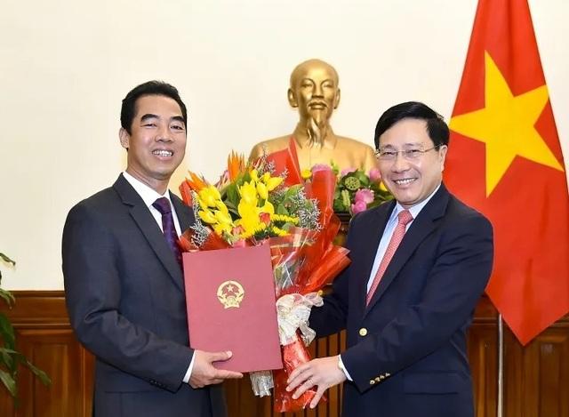 Thủ tướng bổ nhiệm Thứ trưởng Bộ Ngoại giao - 1