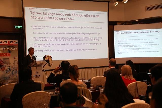 Thúc đẩy hợp tác giáo dục đào tạo ngành y tế Việt Nam – Anh Quốc - 4
