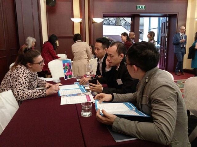 Thúc đẩy hợp tác giáo dục đào tạo ngành y tế Việt Nam – Anh Quốc - 5