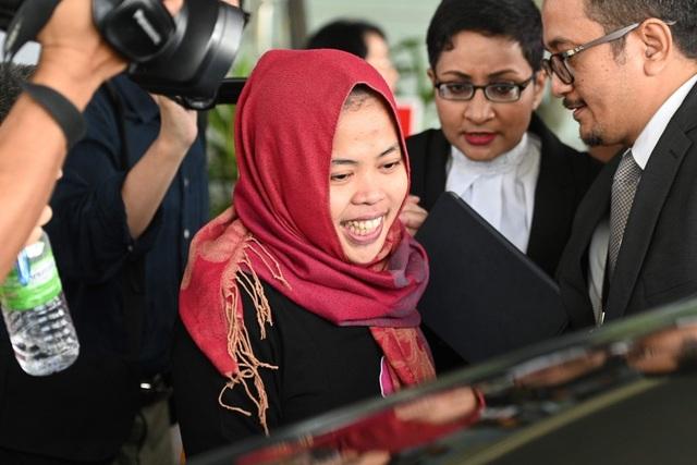Tòa Malaysia thả bị cáo Indonesia trong nghi án Kim Jong-nam, Đoàn Thị Hương bị sốc - 2