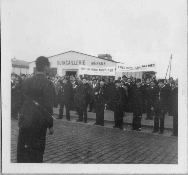 Những hình ảnh quý về Phái đoàn Quốc hội đầu tiên đến thăm hữu nghị nước Pháp