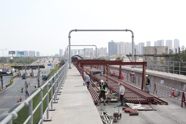TPHCM đồng ý chi tạm ứng 39 tỷ đồng cho BQL Đường sắt đô thị - 1