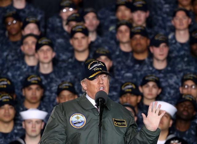 """Đòi đồng minh gánh mọi chi phí đồn trú kèm """"hoa hồng"""": Quân cờ rủi ro của ông Trump - 2"""