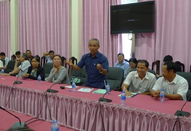 Đại diện Masan bị phản ứng gay gắt tại hội nghị bàn về dự thảo tiêu chuẩn nước mắm  - 2