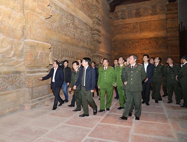 Bộ Công an siết an ninh tại ngôi chùa lớn nhất thế giới dịp Đại lễ Vesak - 1