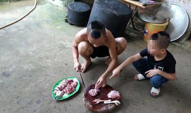"""Hà Nội: Xin ý kiến xử phạt vụ hai anh em """"Tam Mao"""" làm thịt chim lạ - 1"""