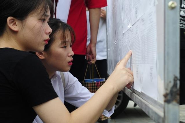 Thí sinh gian lận điểm thi ở Hòa Bình: Trường Công an sẽ hủy kết quả thi - 1