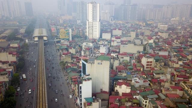 Toàn cảnh hai tuyến đường Hà Nội đang xem xét thí điểm cấm xe máy - 5
