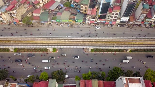 Toàn cảnh hai tuyến đường Hà Nội đang xem xét thí điểm cấm xe máy - 4