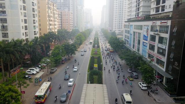 Toàn cảnh hai tuyến đường Hà Nội đang xem xét thí điểm cấm xe máy - 9