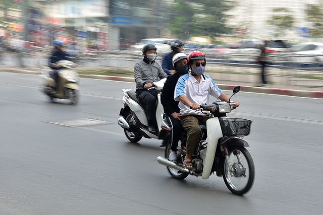 Toàn cảnh hai tuyến đường Hà Nội đang xem xét thí điểm cấm xe máy - 11
