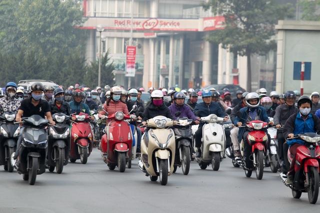 Toàn cảnh hai tuyến đường Hà Nội đang xem xét thí điểm cấm xe máy - 10
