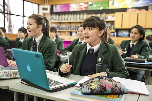 Săn học bổng Chính phủ New Zealand bậc Trung học dành riêng học sinh Việt Nam - 2