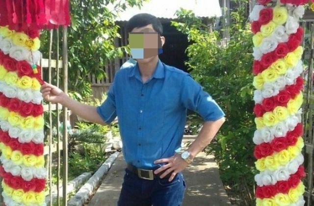 Anh Nguyễn Chí Hiếu, người bị 2 cán bộ công an Cần Thơ đánh chết (ảnh gia đình cung cấp)