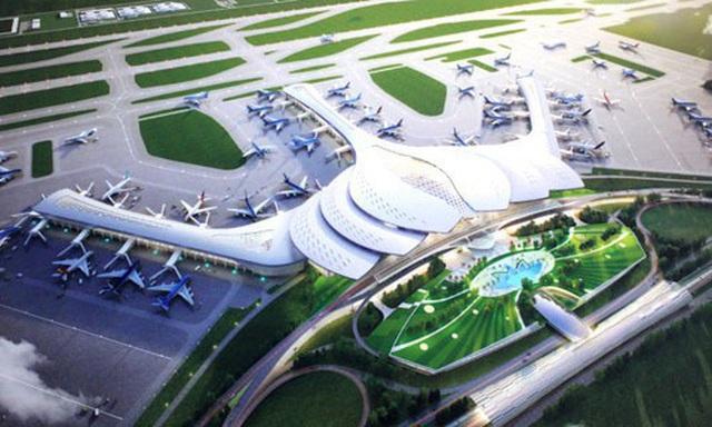 Thủ tướng lập Hội đồng thẩm định dự án Cảng hàng không quốc tế Long Thành - 1
