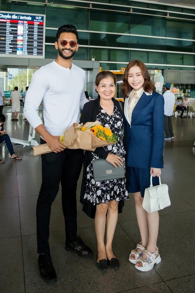 Hoa hậu, Nam vương Siêu quốc gia đến Việt Nam  - 13