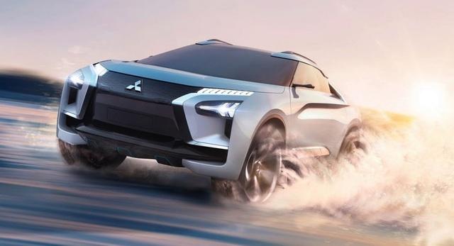 Mitsubishi tạm gác giấc mơ xe thể thao - 1