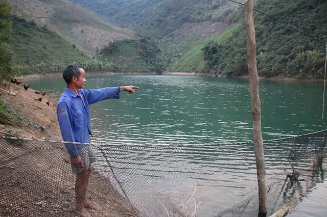 Ngăn hồ sông Đà nuôi cá, lãi hàng trăm triệu/năm - 4