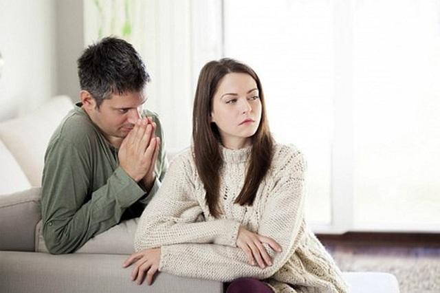 """Chồng muốn """"lặng"""", vợ lại chẳng """"dừng"""" - 1"""