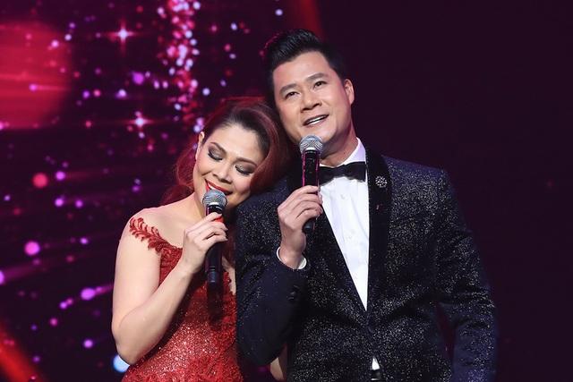 """Thanh Thảo tình tứ bên Quang Dũng khi song ca """"Vị ngọt đôi môi"""" - 6"""