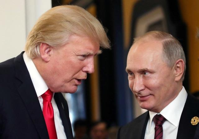 Tổng thống Trump đề xuất chi 500 triệu USD đối phó Nga - 1