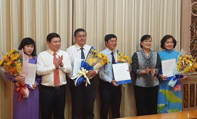 TPHCM bổ nhiệm nhiều nhân sự mới - Ảnh minh hoạ 2