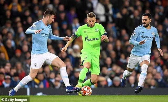 Man City 7-0 Schalke 04: Đẳng cấp quá chênh lệch - 10