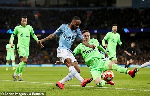 Man City 7-0 Schalke 04: Đẳng cấp quá chênh lệch - 9