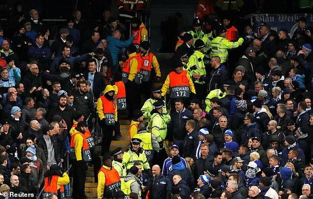 Man City 7-0 Schalke 04: Đẳng cấp quá chênh lệch - 8