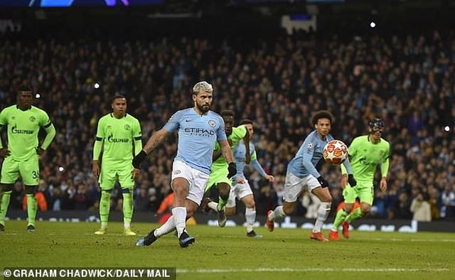 Man City 7-0 Schalke 04: Đẳng cấp quá chênh lệch - 7