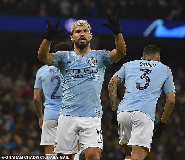 Man City 7-0 Schalke 04: Đẳng cấp quá chênh lệch - 6