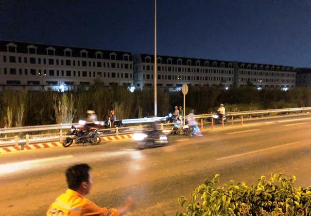 Lao vào dải bê tông đặt giữa đường, người đi xe máy chết thảm - 2