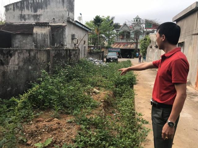 Nghệ An: Mua đất gần 30 năm, ngã ngửa khi bất ngờ bị hàng xóm đòi tranh chấp! - 2