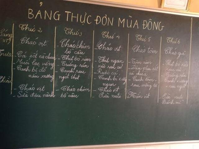 Thanh Hóa: Trường học trong vùng dịch tả lợn châu Phi ngừng ăn thịt lợn - 1