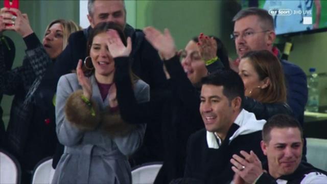 Bạn gái C.Ronlado nghẹn ngào khi chứng kiến người yêu tỏa sáng trước Atletico - 4