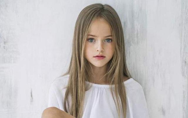 Bất ngờ với nhan sắc hiện tại của bé gái đẹp nhất thế giới - 2