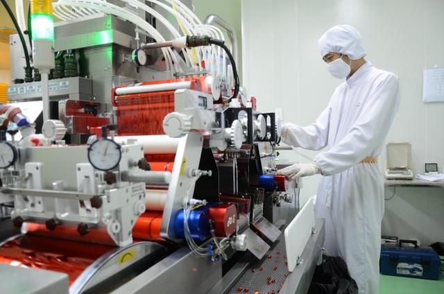 Dược Hậu Giang sản xuất thuốc nội chất lượng ngoại với giá Việt như thế nào?