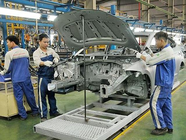 Doanh nghiệp Việt tính chơi lớn xuất khẩu ôtô