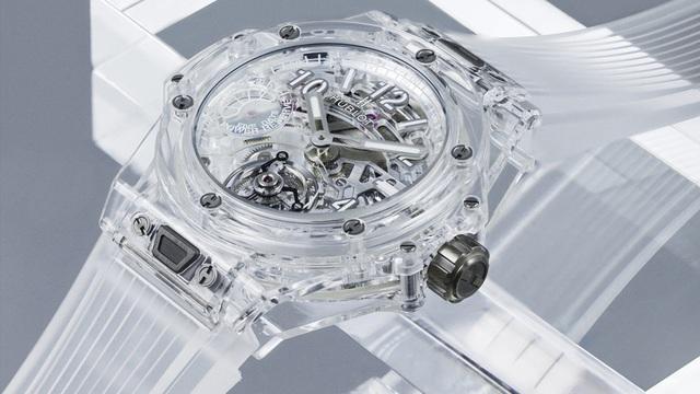 Điểm mặt loạt sáng tạo mang tên Hublot Sapphire - 8