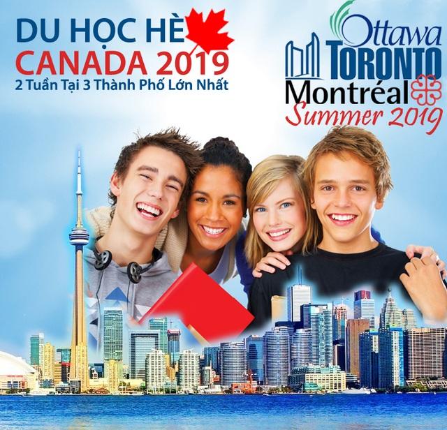 Du học hè Canada tại Toronto, Ottawa và Montréal - 1