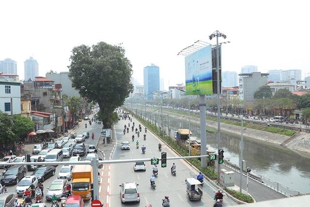 Toàn cảnh con đường dọc sông Tô Lịch chỉ để đi bộ, đi xe đạp - 11