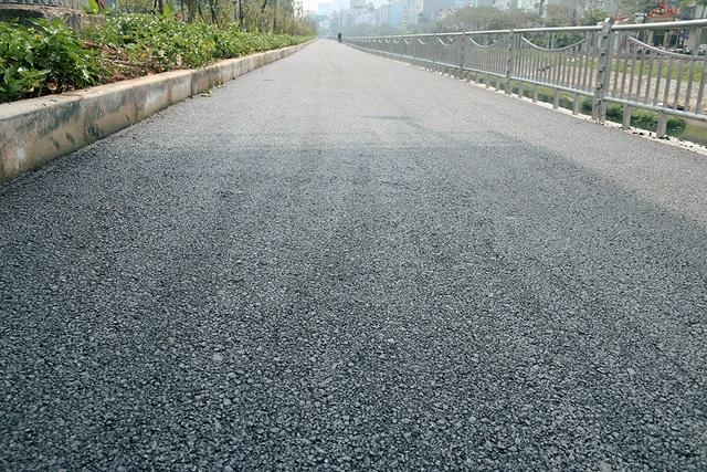 Toàn cảnh con đường dọc sông Tô Lịch chỉ để đi bộ, đi xe đạp - 9